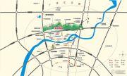 云星养生城交通图