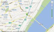 二七城市广场交通图