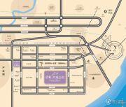 保利玲珑公馆交通图