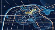 绿城柳岸禾风交通图
