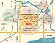 雍华庭交通图