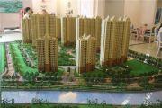 上海滩水岸国际花园沙盘图