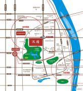 大汉汉园交通图