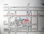 南岸花园东区交通图