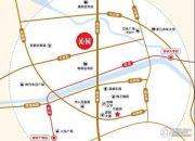 雷威沁园交通图