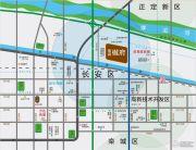 紫涵樾府交通图