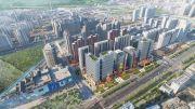 海唐广场实景图