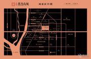 华业・书香尚城交通图
