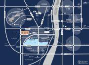 融创融公馆交通图