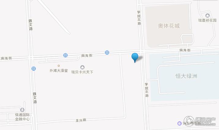 碧桂园·芙蓉台交通图
