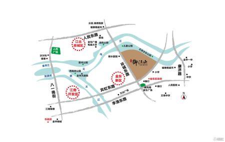 众信蝶景湾御江山