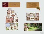 伯乐达城市御墅3室2厅2卫128平方米户型图