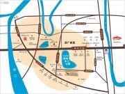银湖星城交通图