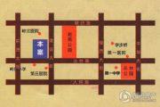 盛锦花园交通图