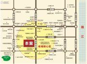 和平路・行政公馆交通图