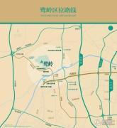 鹭岭交通图