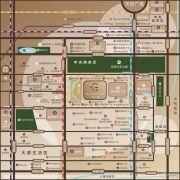 航天城上城HGL・7号公寓交通图