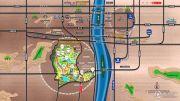 长沙恒大文化旅游城交通图