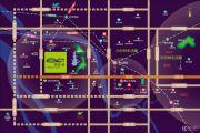 中昂翠屿湖交通图