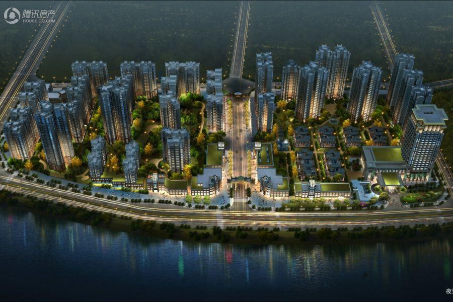 三江国际丽城阅世集-效果图