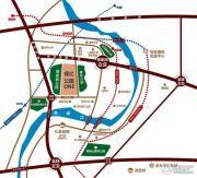 保亿丽景紫园公园ONE交通图