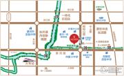 昌建外滩学府交通图