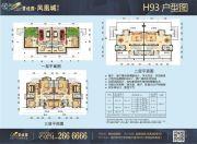 碧桂园・凤凰城【梧州】300--301平方米户型图