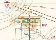 廊坊新世界花园交通图