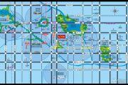 上东国际交通图