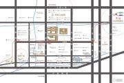 青浦绿地中心交通图
