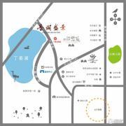 万科香湖盛景交通图