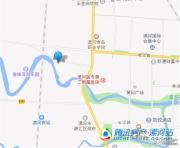 天鑫・澜庭叙交通图
