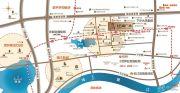 盈都・五角广场交通图