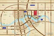 金地・风华东方交通图