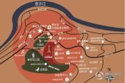 华芝中央铭城交通图