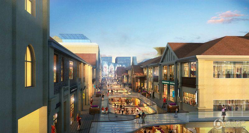 中国(成都)时尚国际中心-时尚天街
