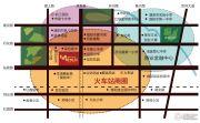 军安翰林苑交通图