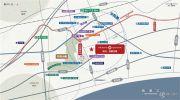 和昌・钱塘外滩交通图
