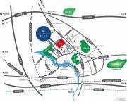 丽江东岸交通图