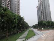 东湖洲花园实景图