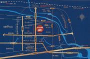 霞浦富地中央城交通图
