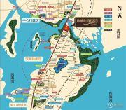 防城港凤景湾交通图