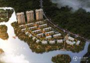 鸿坤原乡半岛规划图