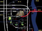 骏珑盛景豪园交通图