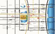 绿地中央公园交通图