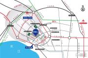 金融科技城交通图