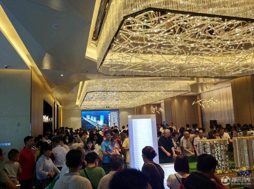 2017.7.22福城前海新纪元展示中心开放