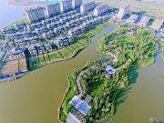 鸿坤原乡半岛实景图