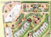 奥体公馆规划图