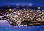 京北恒大国际文化城规划图